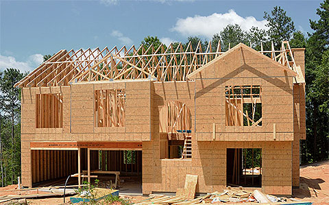 New Construction Home Inspections from ProSpec Inspection Services